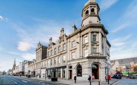 Serviced Offices Union Street , Aberdeen City