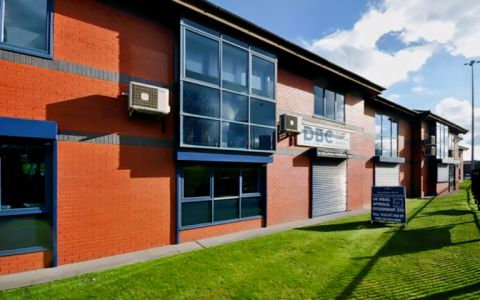 Serviced Offices Sheepscar Court, West Yorkshire