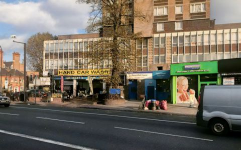 View of Rushey Green Serviced Offices