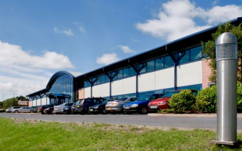 View of Mead Way  Serviced Offices