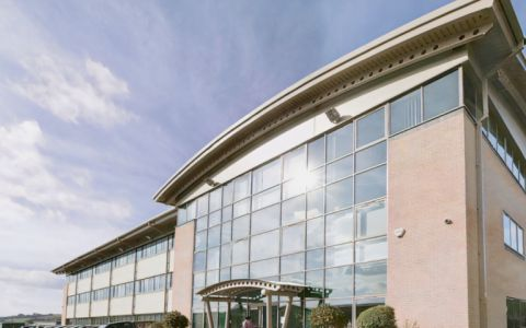 View of Davyfield Road  Serviced Offices