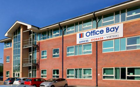 View of Westwood Park Drive Serviced Offices