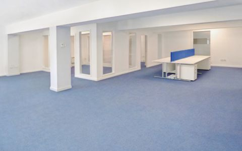 View of MItchell Street Serviced Offices