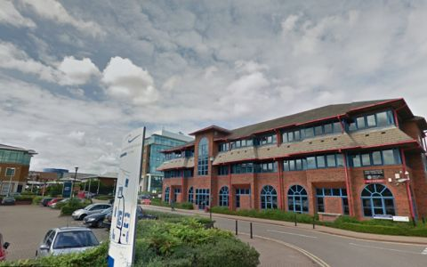 View of Rocky Lane, Aston Cross Business Village Serviced Offices