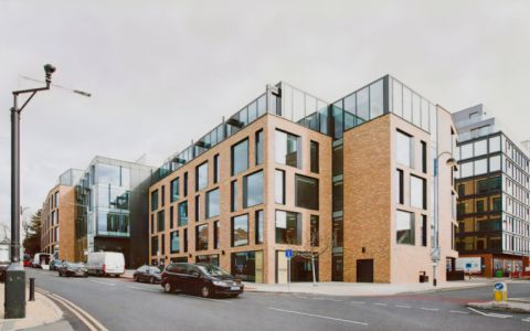 View of Belmont Road Serviced Offices