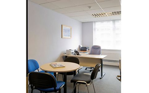 View of Second Cross Road Serviced Offices
