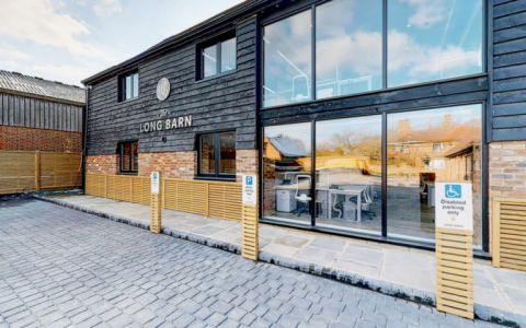 View of Cobham Park Road Serviced Offices