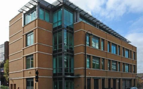 View of Vine Street Serviced Offices