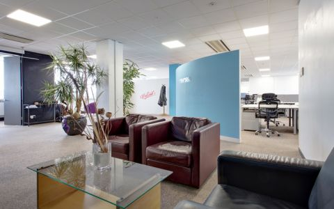 View of  Notting Hill Gate  Serviced Offices