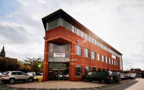 View of Canal Street  Serviced Offices