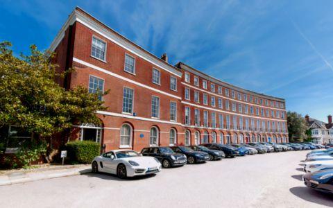 Serviced Offices Barnfield Crescent, Devon