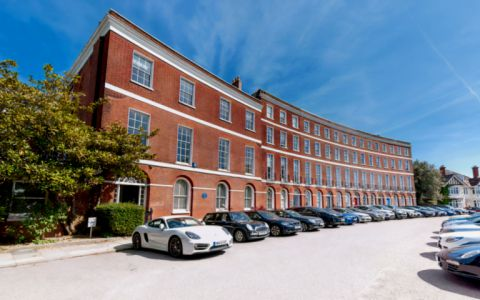 Serviced Offices Barnfield Crescent, Devon