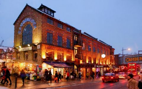 Serviced Offices Camden Lock Place, London North