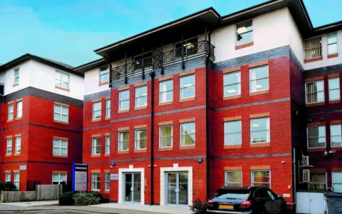 View of Newman Road Serviced Offices