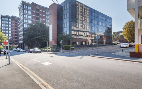 View of Elmfield Park  Serviced Offices