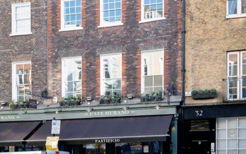 View of Tavistock Street, WC2E 7PB