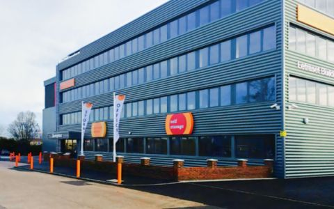 View of Wotton Road Serviced Offices