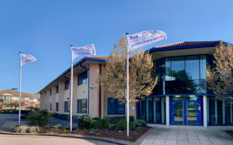 View of Solihull Parkway Serviced Offices