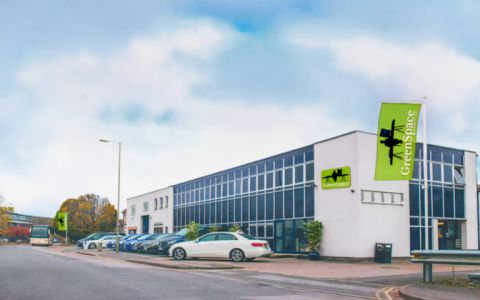 View of Osney Mead Industrial Estate  Serviced Offices