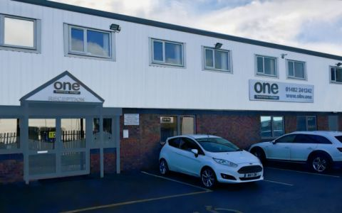 Serviced Offices West Dock Street, East Yorkshire