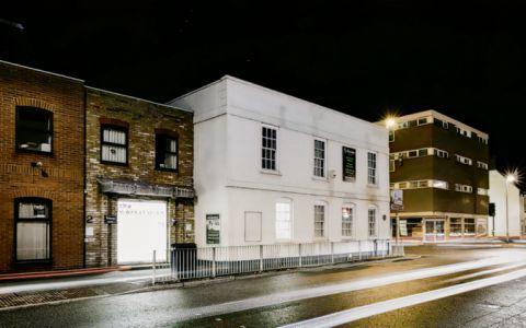 View of Huntingdon Street, PE19 1BG