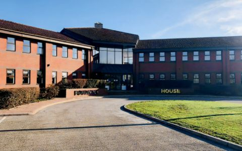 View of Widnes Business Park Serviced Offices