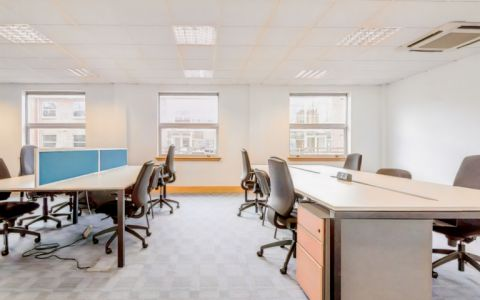 View of Molly Millars Lane Serviced Offices