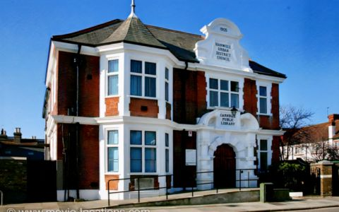 View of Cherington Road Serviced Offices