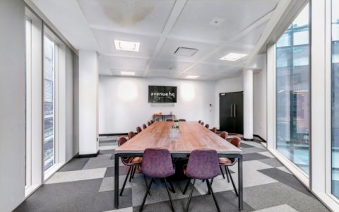 View of St Paul\'s Square Serviced Offices