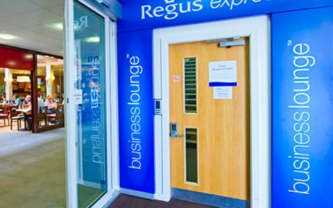 View of Broughton Shopping Park Serviced Offices