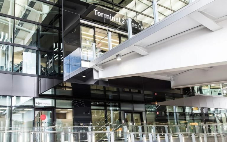 View of The Queen's Terminal, TW6 1EW
