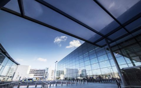 View of Heathrow Airport  Serviced Offices