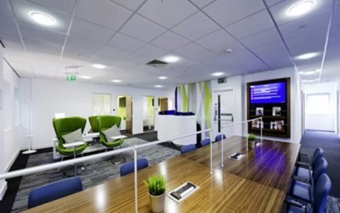 View of The Oasis Serviced Offices