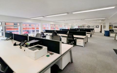 View of Green Lane Serviced Offices