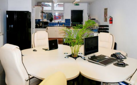 View of Alexandra Road Serviced Offices