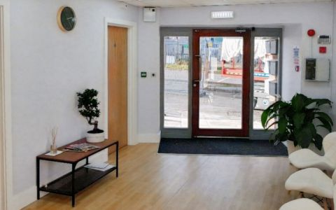 View of Blackhorse Road Serviced Offices