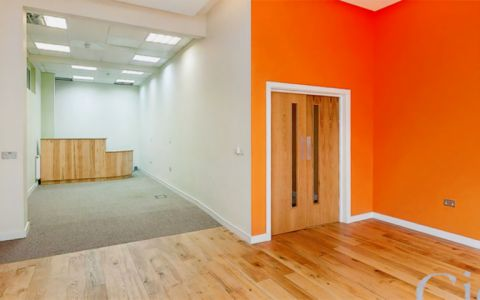 View of Kilburn High Road Serviced Offices