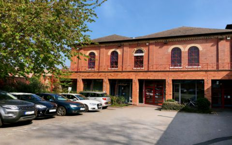 View of Clarke Street Serviced Offices