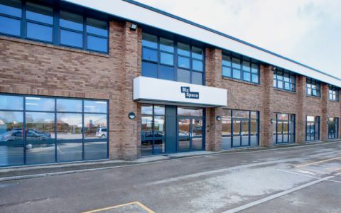 View of Airfield Way  Serviced Offices