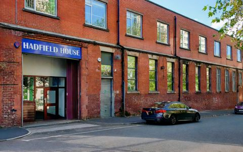 View of Gordon Street Serviced Offices