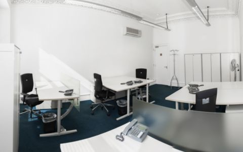 View of Bath Street Serviced Offices