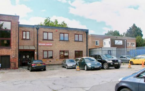 View of Rosslyn Crescent  Serviced Offices