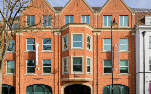 View of Thames Street, SL4 1TX