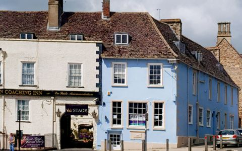 Serviced Offices Market Place, Oxfordshire