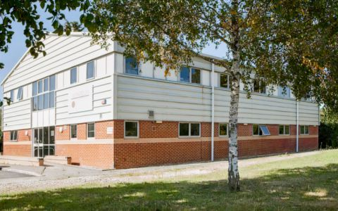 Serviced Offices Volunteer Way, Oxfordshire