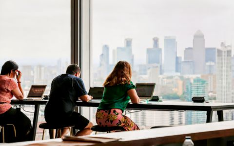 View of Stratford Serviced Offices