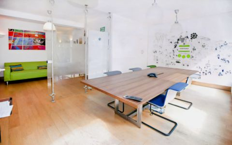 View of Hoxton Square Serviced Offices