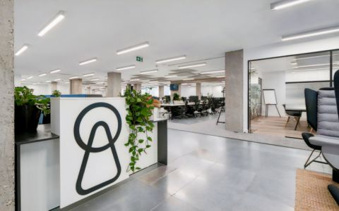 Serviced Offices St. John\'s Square, London City