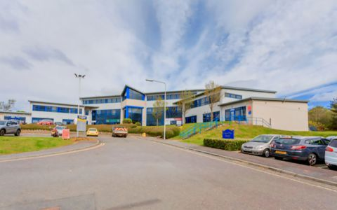 View of Pitreavie Business Park Serviced Offices