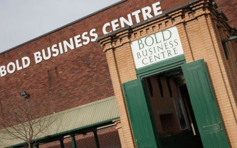 View of Bold Lane Serviced Offices
